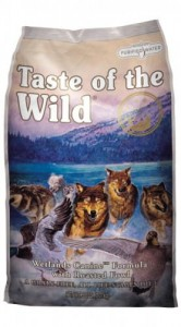 Taste of the Wild Wetlands Canine 2 kg