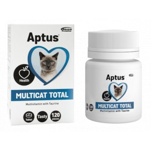 APTUS® MULTICAT TOTAL 120 tabletek