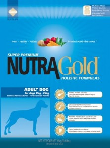 Nutra Gold Holistic Adult Dog 3 kg