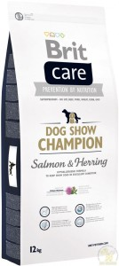 Brit Care Dog Show Champion - Salmon & Herring - Łosoś z śledziem 12kg
