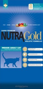 Nutra Gold Holistic Indoor Adult Cat 1 kg